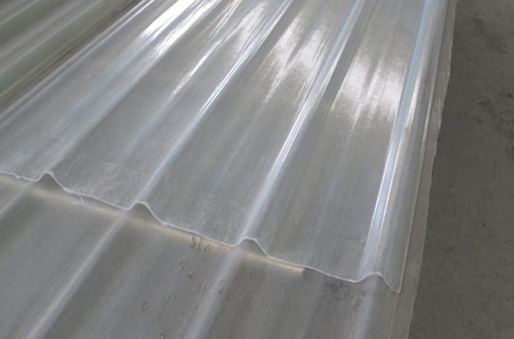 Fibreglass Roofing - Metal Master